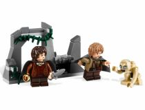 Лего 9470  Атака Шелоб  (Lego The Lord of the Rings)