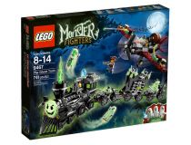Лего 9467 Поезд-призрак - stock (Lego Monster Fighters)