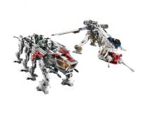 Лего 10195-S Republic Dropship with AT-OT Walker - stock (Lego Star Wars)