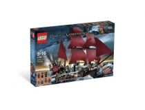 Лего 4195-S Месть Королевы Анны - stoсk (Lego Pirates of the Caribbean)