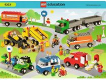 Лего 9333 Автотранспорт (Lego Education)