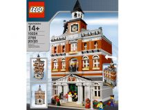 Лего 10224 Town Hall - stock (Lego Exclusives)