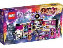 Лего 41104 Поп-звезда: Гримёрная (Lego Friends)