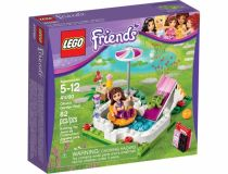 Лего 41090 Маленький бассейн Оливии (Lego Friends)