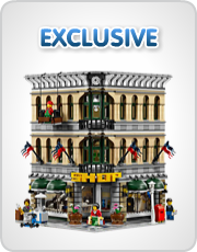 LEGO EXCLUSIVES