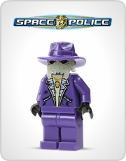SPACE POLICE