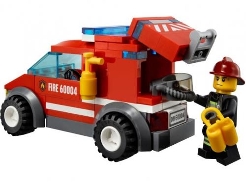 картинки лего пожарные