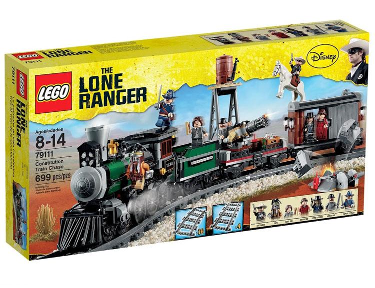 Лего 79111 Преследование