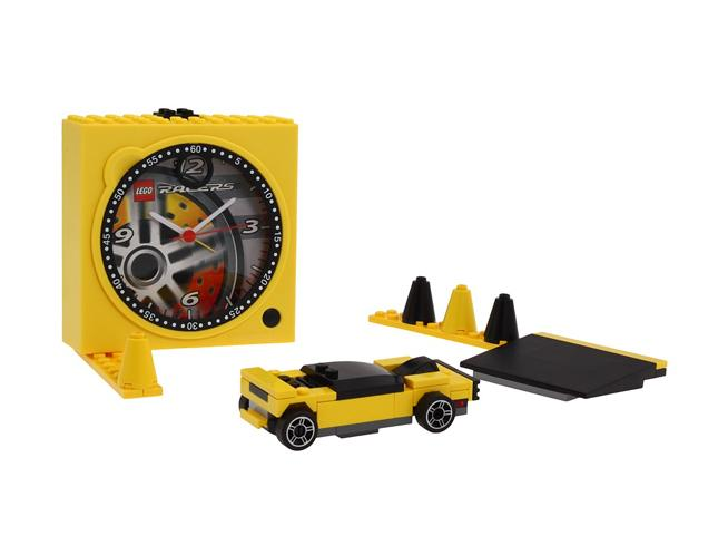 Купить Лего Будильник (Lego Racers)