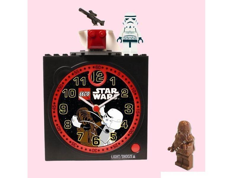 Купить Лего Будильник (Lego Star Wars)