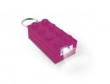 Брелок-фонарик Лего розовый (Lego Friends) - от 11000 р