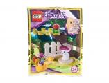 Забавный кролик (Lego Friends) - от 4000 р