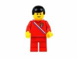 Минифигурка Футболист Россия (Lego Minifigures) - от 3000 р.